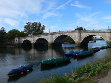Richmond, Richmond Bridge, Middlesex © Eirian Evans